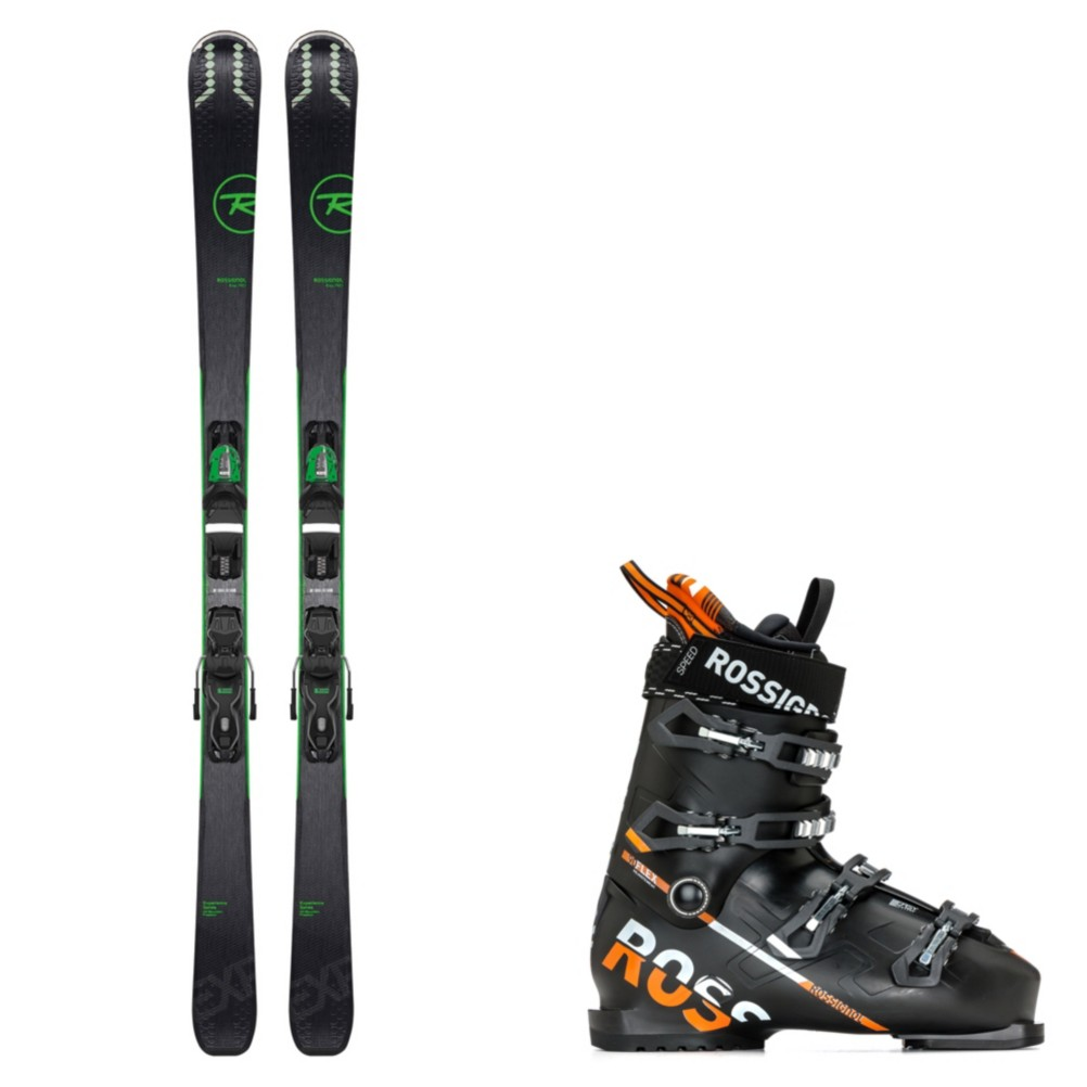 Details about Rossignol Experience 76 CI with Speed 90 Ski Package 2020