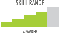 Skill Level: Advanced - lots of versatility in design, support and type