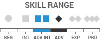 Skill Range: AdvancedIntermediate-Advanced