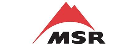 MSR Snowshoes Logo