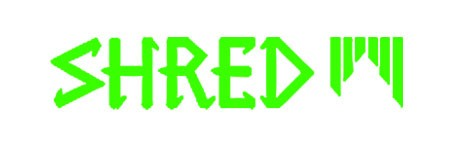 Shred Helmet Logo