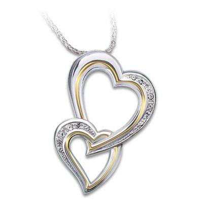 A Daughter's Heart Pendant