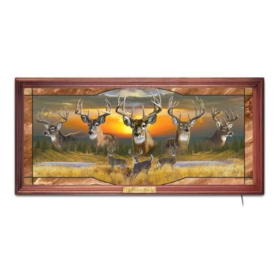 10-Point Buck Wall Decor