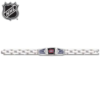 Montreal Canadiens® Men's Bracelet