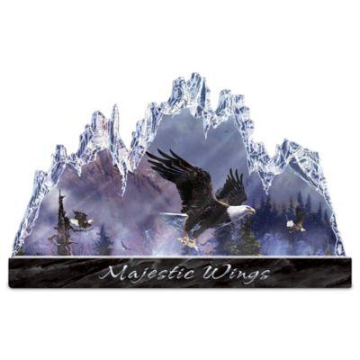 Majestic Wings Sculpture