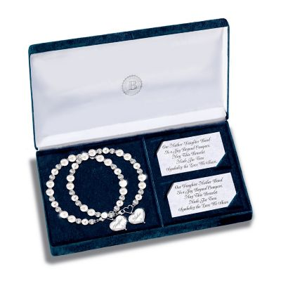 The Love We Share Diamond Bracelet Set