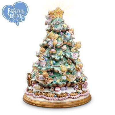 Precious Moments Sweetened With Love Tabletop Tree