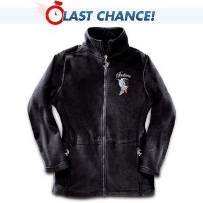 Believe Fleece Jacket