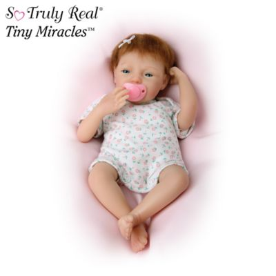 Tiny Miracles Maggie Baby Doll