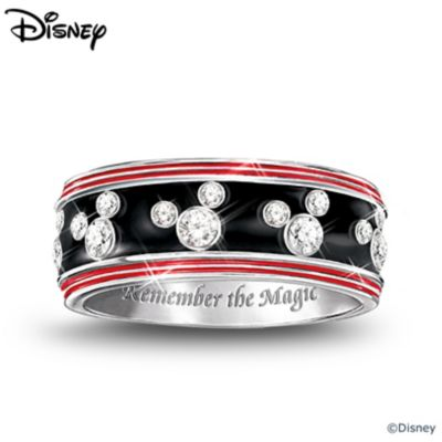 The Magic Of Mickey Women's Ring