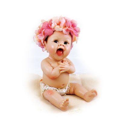 I Was Born Cute Baby Doll