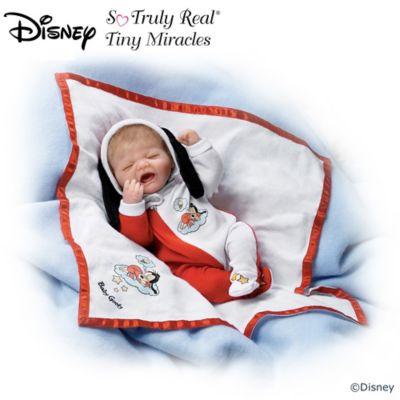 Go To Sleep Baby Goofy Doll