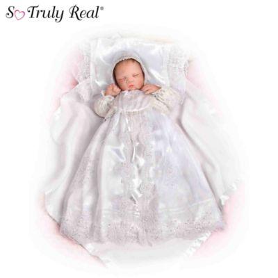 Keepsake Christening Baby Doll