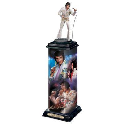 Elvis Presley: Legendary Superstar Sculpture