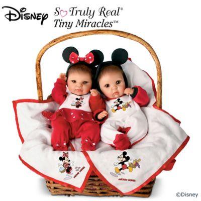 Basket Of Hugs Baby Doll Set