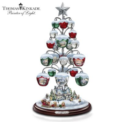 Jingle All The Way Bell Tabletop Christmas Tree