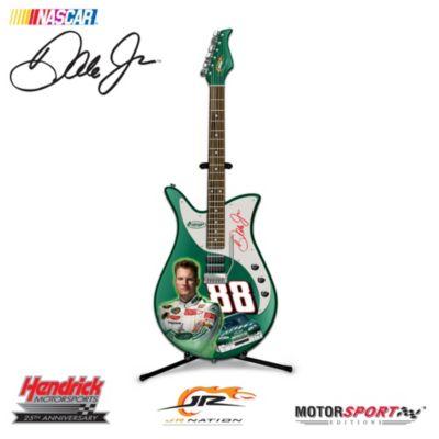 Dale Jr. AMP Energy Guitar Figurine