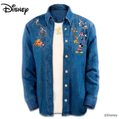 The Magic Of Disney Women's Shirt