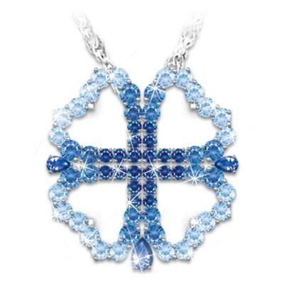 Faith And Love Necklace