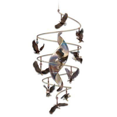 Sovereign Spirits Hanging Sculpture