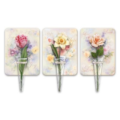 Garden Of Serenity Wall Decor Set