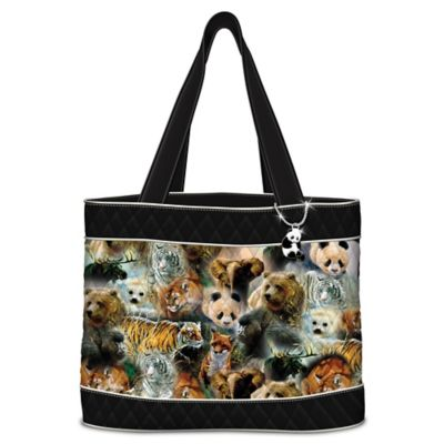 Protect The Wild Tote Bag