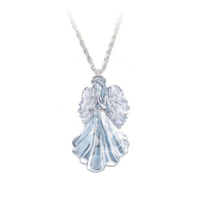 Loving Guardian Pendant Necklace