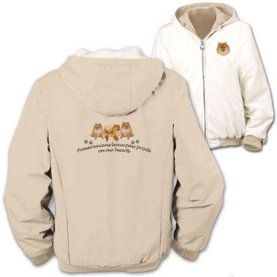 Loyal Companion Pomeranian Women's Jacket