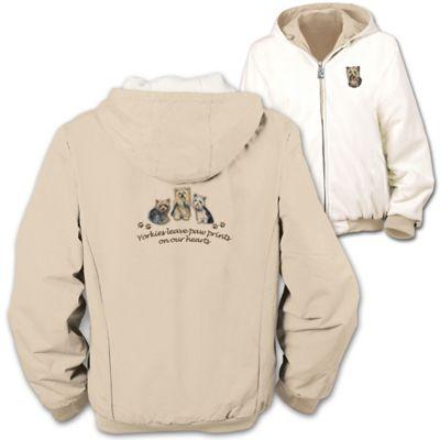 Loyal Companion Yorkie Women's Jacket