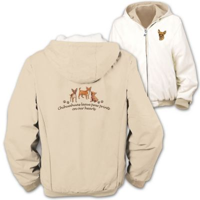 Loyal Companion Chihuahua Women's Jacket