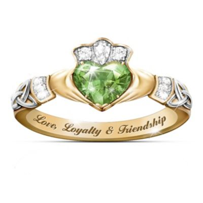 Reflections Of Ireland Ring