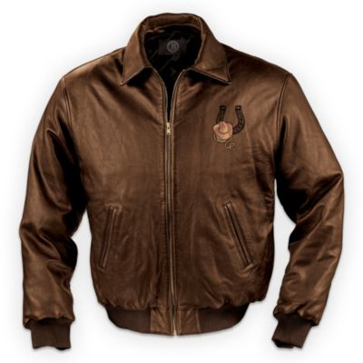 Cowboy Round Up Men's Jacket