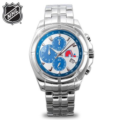 The Quebec Nordiques™ Chronograph Men's Watch