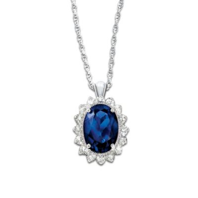 Fit For Royalty Pendant Necklace
