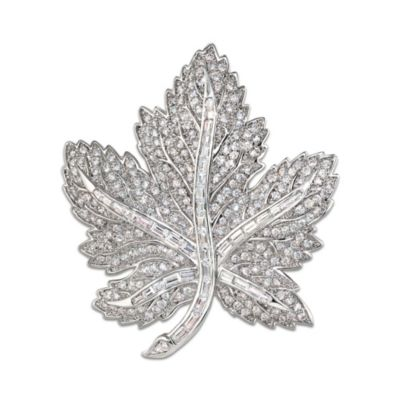 Fit For Royalty Brooch