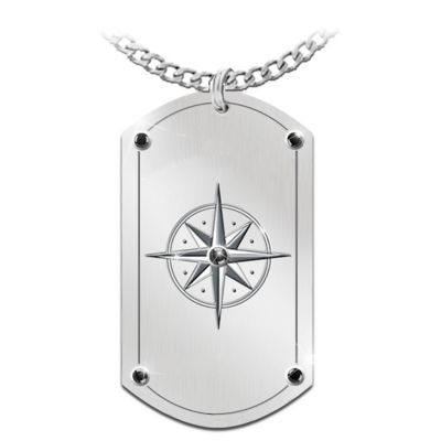 Forge Your Own Path, My Grandson Pendant Necklace