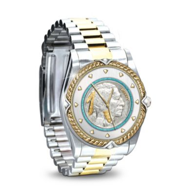 Indian Head Nickel Men's Watch