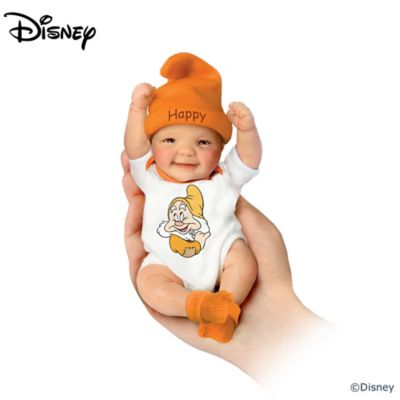 Disney Happy Baby Doll