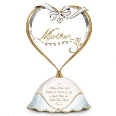 A Heart Full Of Love Birthstone Music Box
