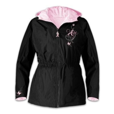 Ribbon Of Hope Women's Jacket