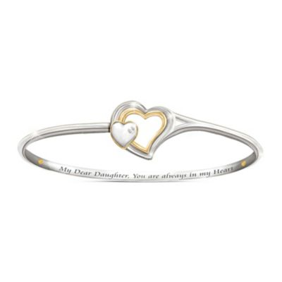 Always In My Heart Diamond Bracelet