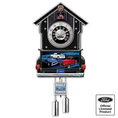 Ford F-Series Cuckoo Clock