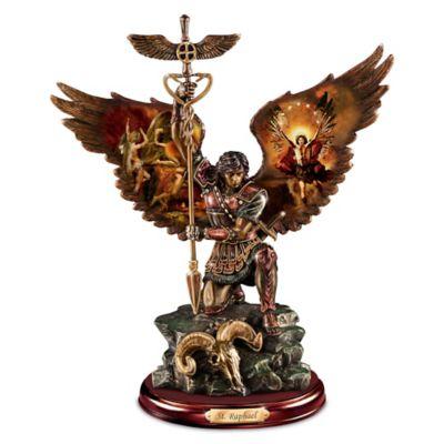 Raphael: Merciful Healer Sculpture
