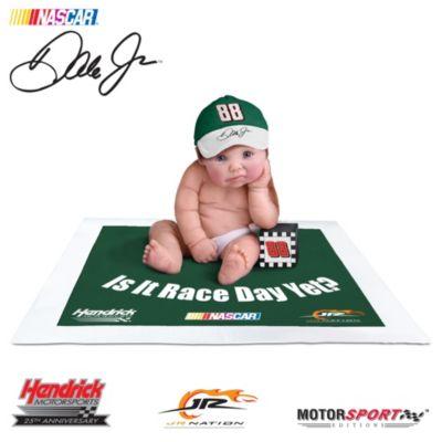 Dale Jr. Is It Race Day Yet? Baby Doll