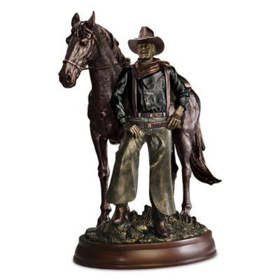 John Wayne: Western Great Sculpture