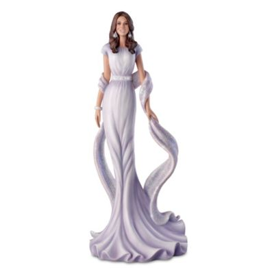 Red Carpet Style Figurine