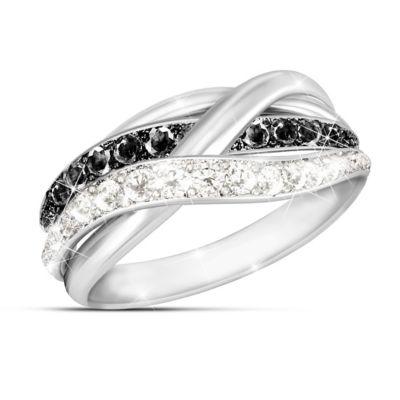 In Harmony Diamond Ring