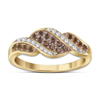 Sweet Decadence Diamond Ring