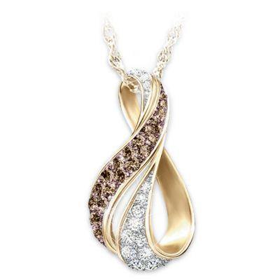 Sweet Decadence Diamond Pendant Necklace