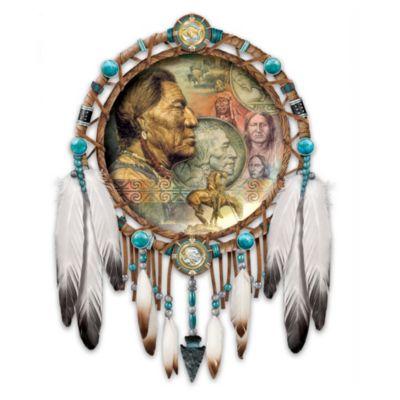 Indian Head Nickel Collector Plate